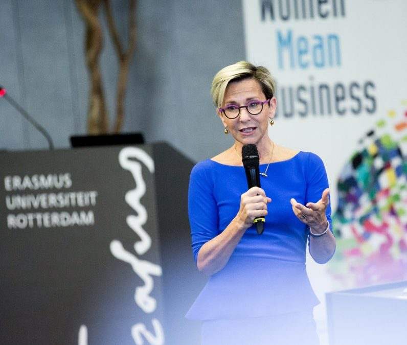 ECWO's second women in leadership conference: a brilliant day!